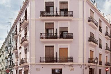 Rehabilitación de fachadas en Ruzafa