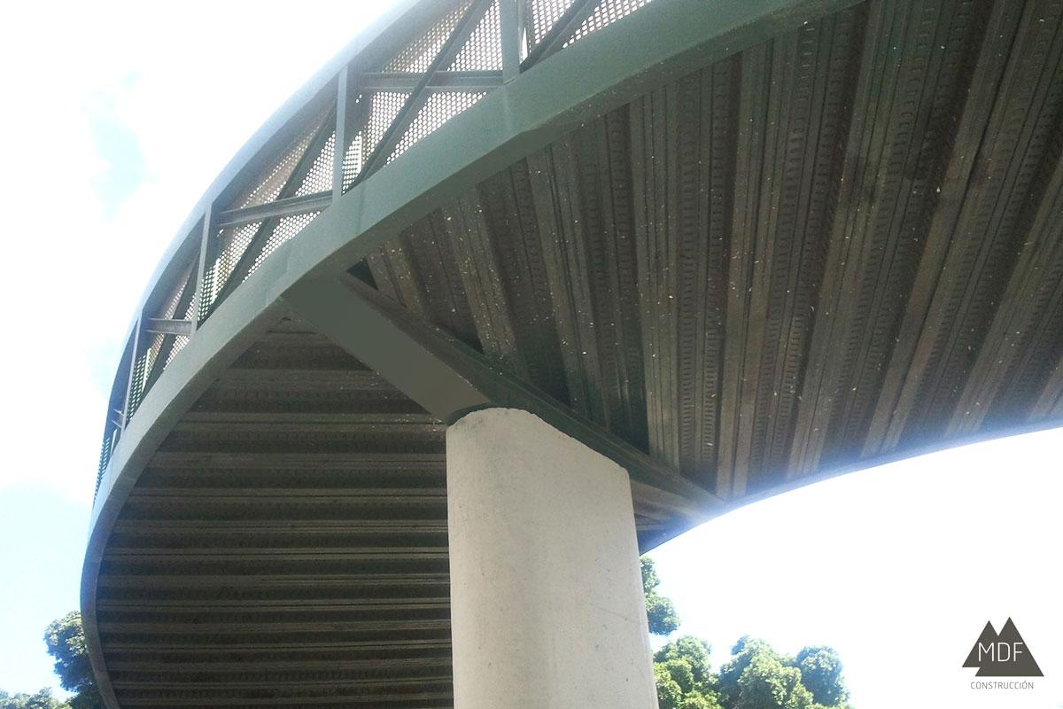 Estructura metálica Las Palmas