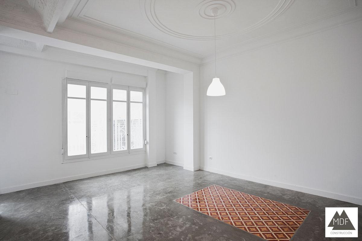 suelo para una vivienda