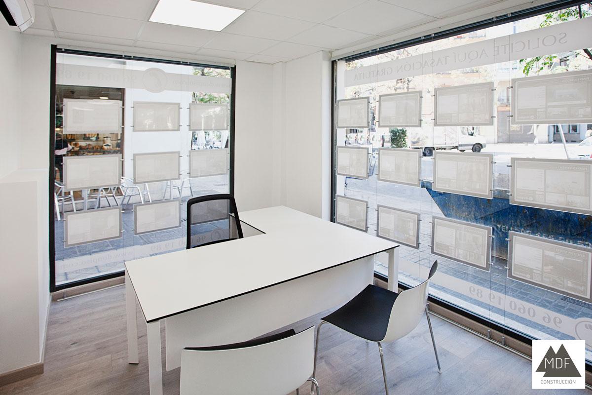 Reforma oficina valencia don piso empresa constructora - Empresa reformas valencia ...