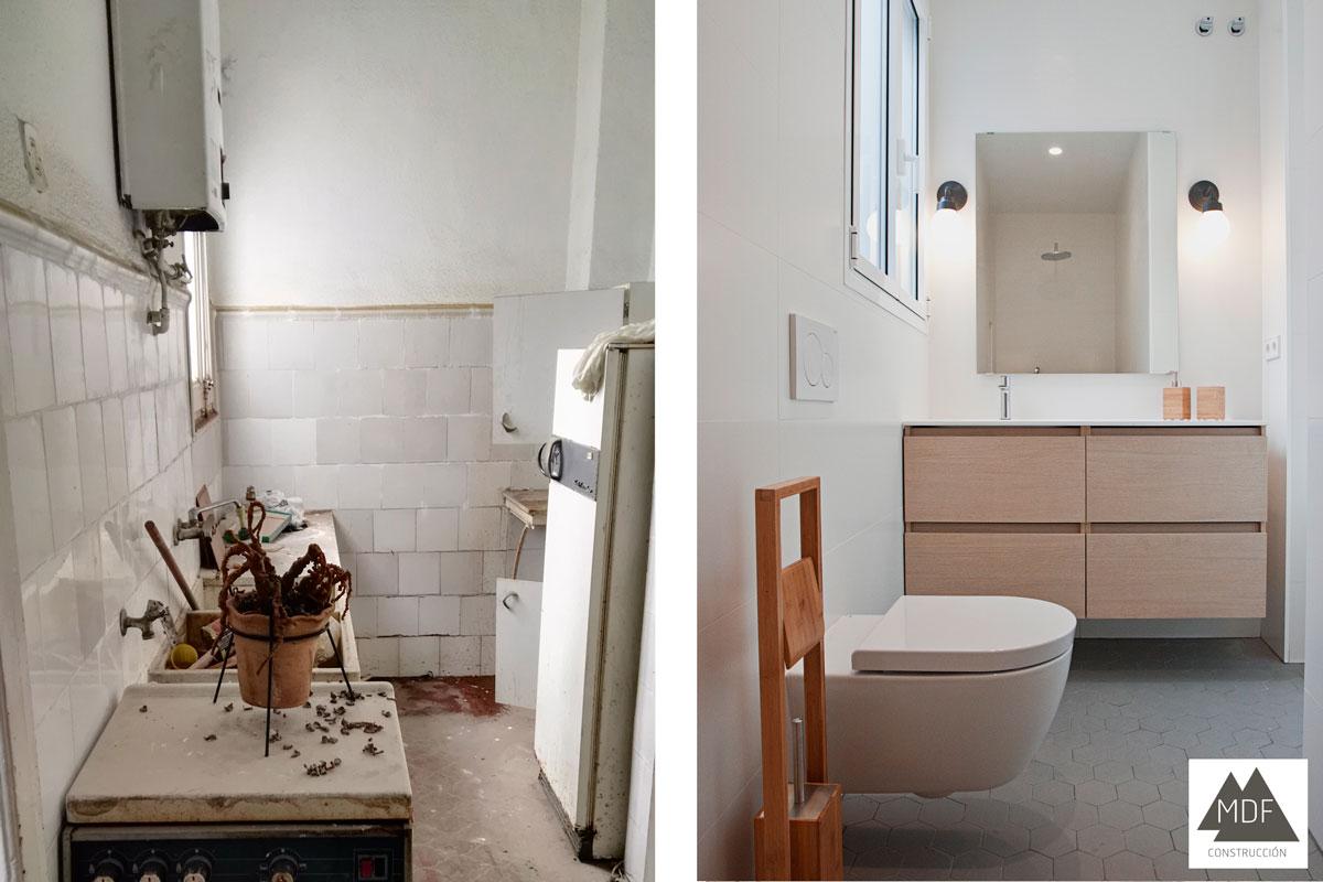 reforma integral vivienda en el centro de Valencia