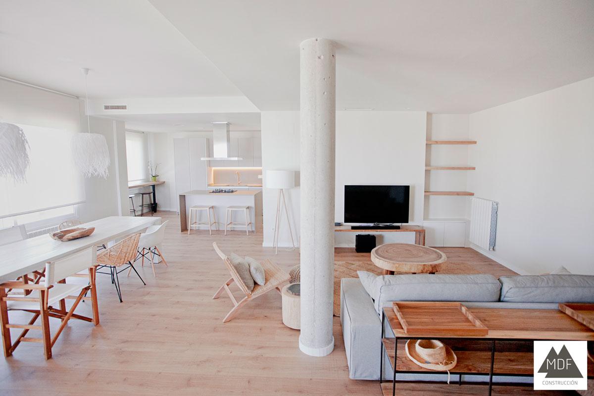 reforma integral vivienda en Bétera