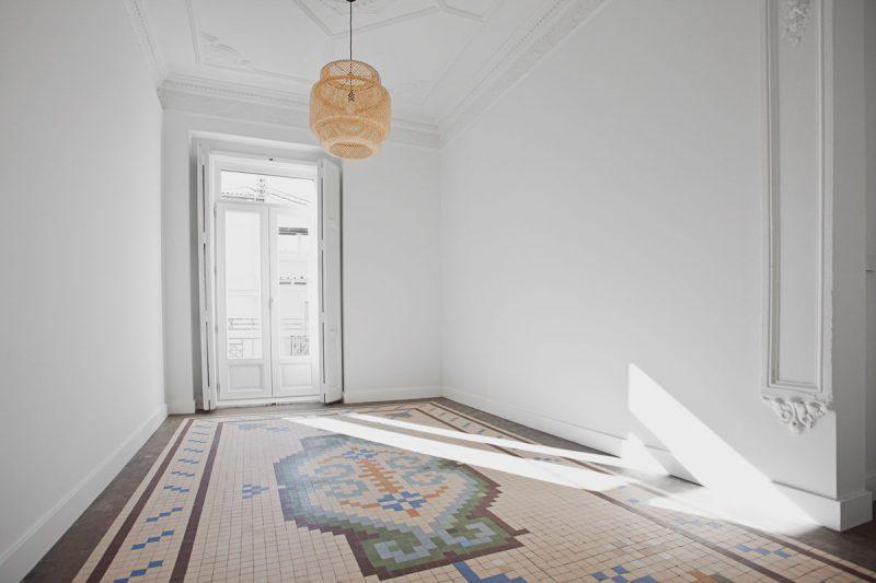 Cómo reformar una vivienda respetando los elementos antiguos
