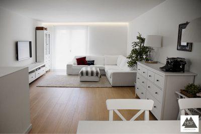 Reforma integral vivienda calle Sueca