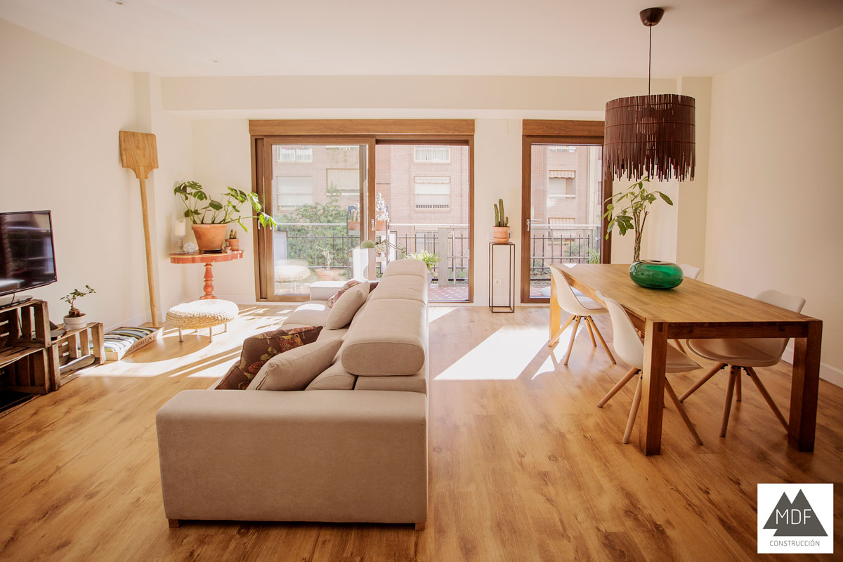 Reforma integral vivienda La Petxina