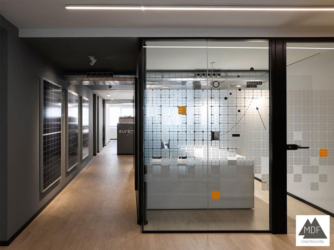 Reforma oficinas centro de Valencia