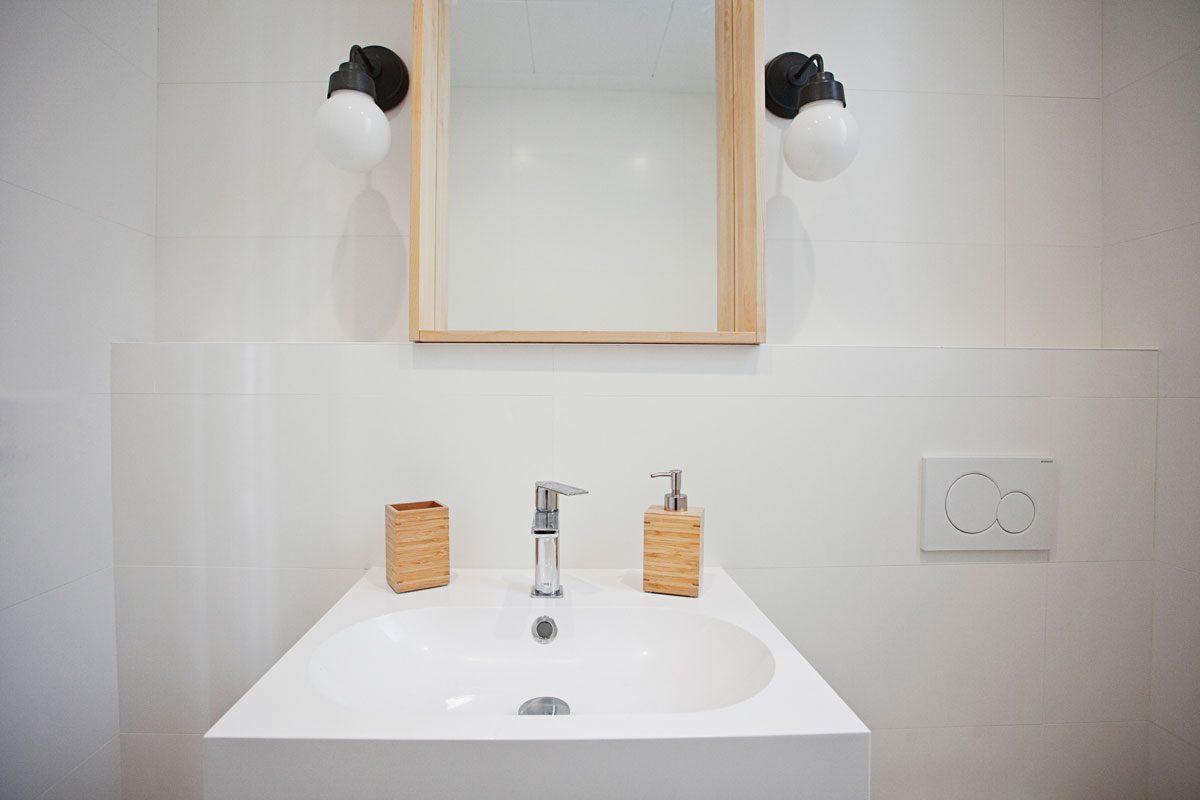 reforma de un baño