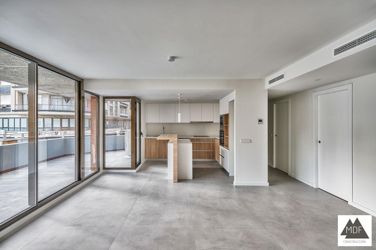 reforma vivienda C/ Convento San Francisco