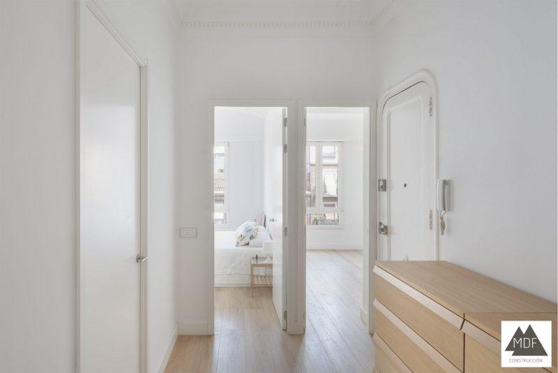 Claves para elegir las puertas de paso de una vivienda